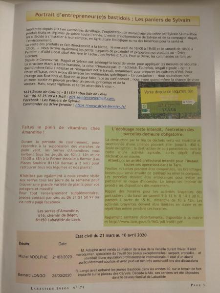 Bulletin 75 p 3