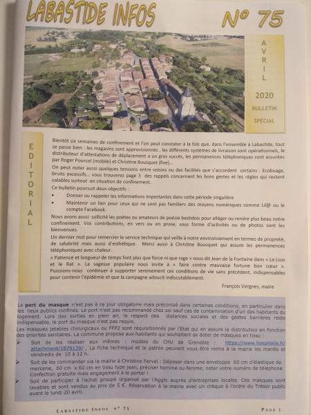 Bulletin 75 p1