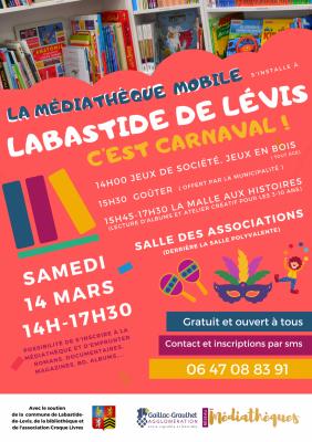 Labastide levis 14 mars