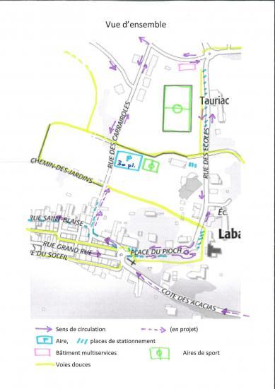 Plan vue d ensemble rue st blaise 1